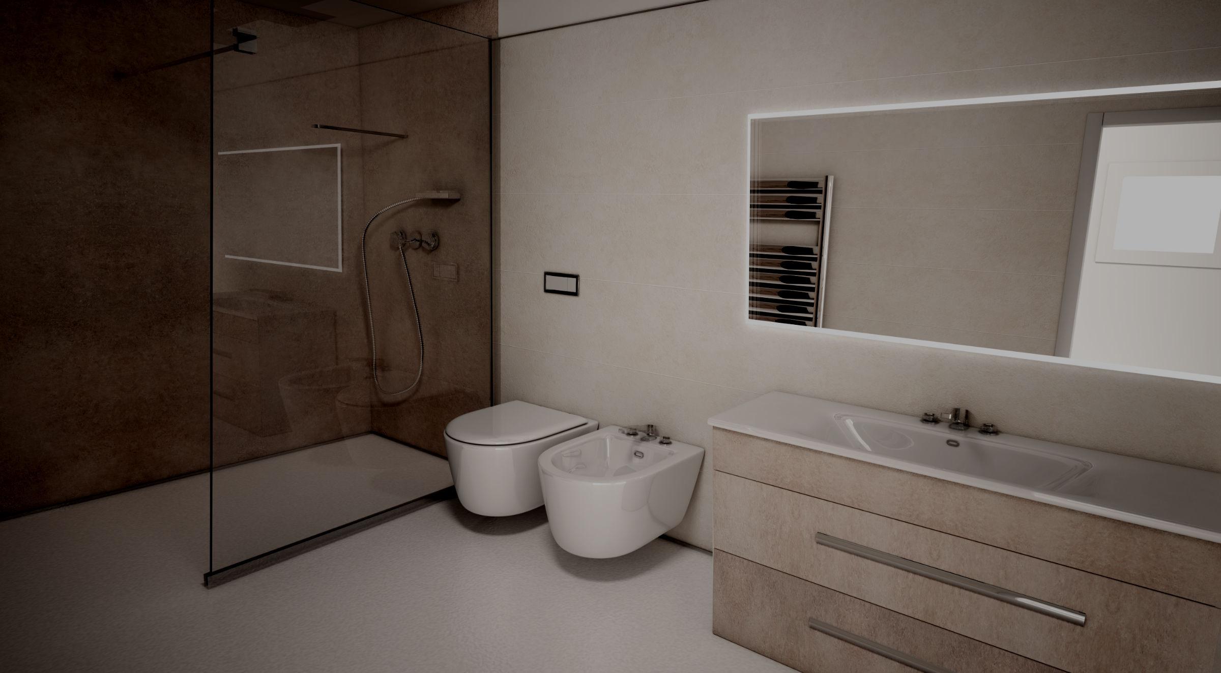 Pannelli rivestimenti decorativi da muro e pareti interni bagno - Sigillare fughe piastrelle doccia ...