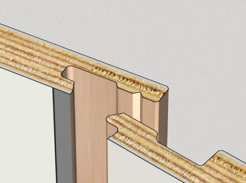 montaggio pannelli rivestimenti decorativi per pareti interni cucina